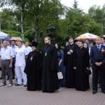 Во всех районах Республики православное