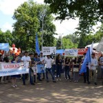 Православная молодежь Нальчика приняла участие в акции, посвященной проблеме аптечной наркомании