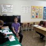 Выпускной экзамен учащихся Воскресной школы