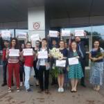 Молодежный центр поздравил нальчан с Днем семьи на трёх языках