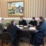 Архиепископ Феофилакт возглавил подготовку к I Северокавказской конференции по социальному служению