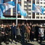 Православная молодёжь КБР приняла участие в торжествах, приуроченных ко Дню народного единства