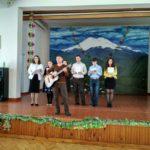 Рождественский концерт в Доме-интернате для престарелых и инвалидов