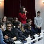 Студенты обсудили с Архиереем проблему отцов и детей