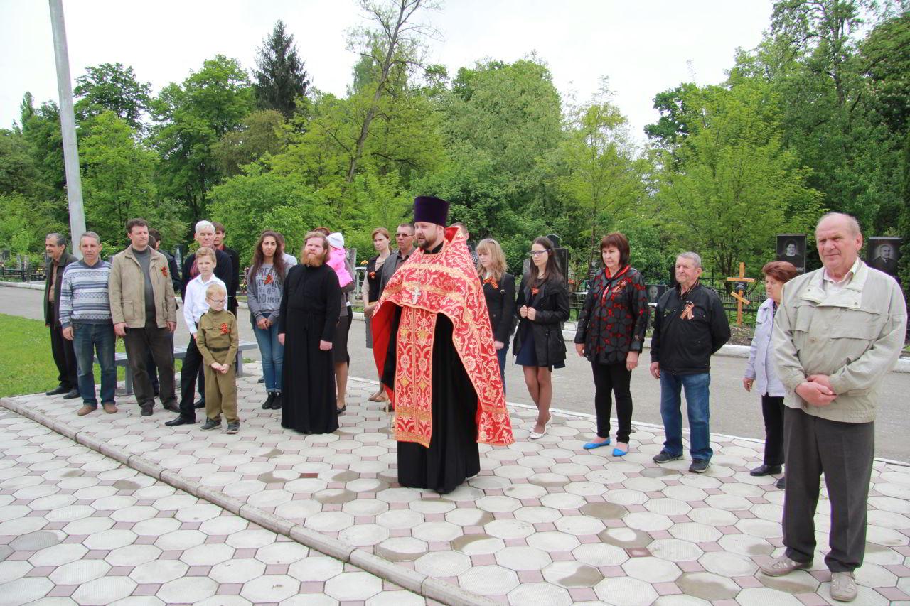 В праздновании Дня Победы приняла участие православная молодёжь Нальчика